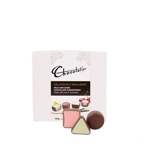 Chocolatier Assorted Chocolates 40g